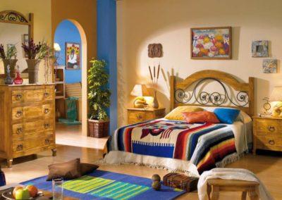 Rústicos-Pura-Madera-Dormitorio-Santa-Ana
